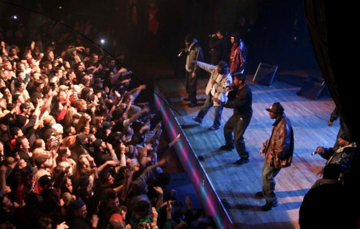 Wu Tang show
