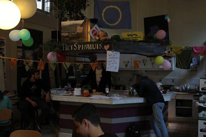 spinhuis atmosphere